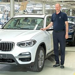 3rd Generation BMW X3 to be launched on 19 April 2018
