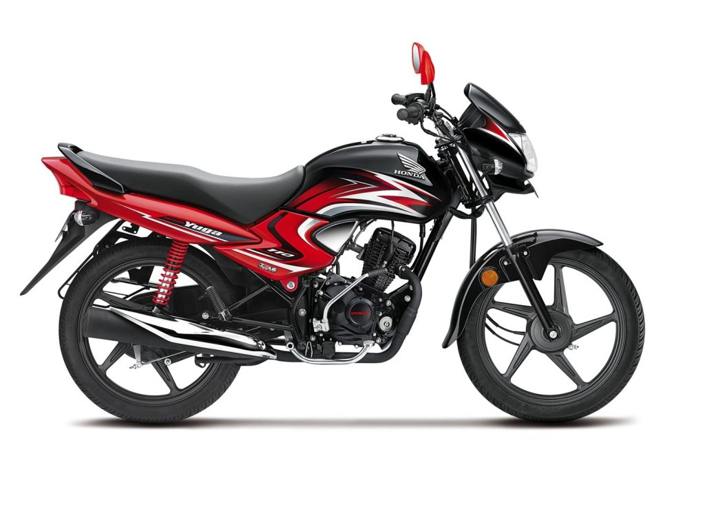 honda dream yuga 2018