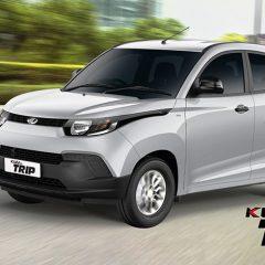 Mahindra KUV100 TRIP Launched at Rs 5.42 Lakhs