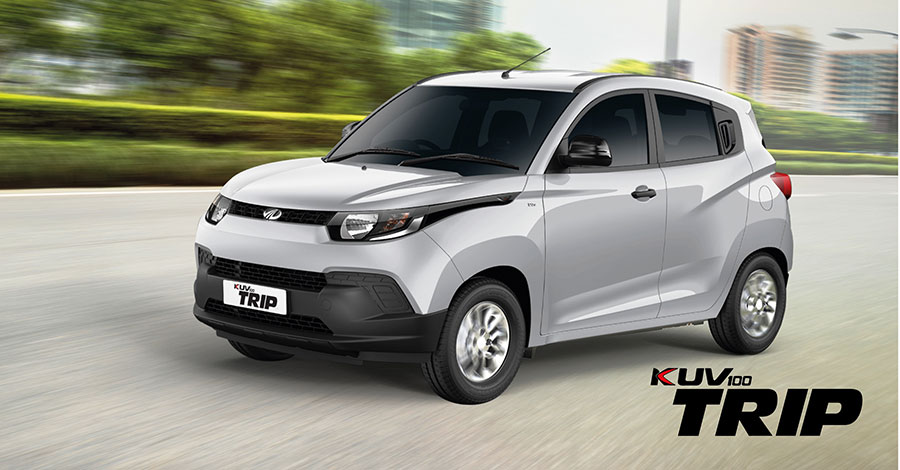 Mahindra KUV100 TRIP Launch in India