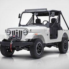 New Mahindra ROXOR Off-Road Vehicle Unveiled