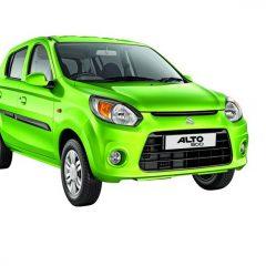 Maruti Alto scales a unique feat of cumulative 35 lakh sales