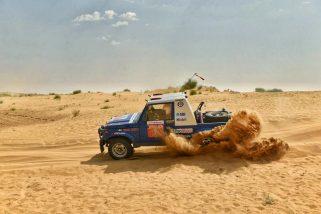 Maruti Suzuki Desert Storm 2018 takes over the sand dunes of Bikaner