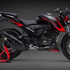 TVS launches Apache RTR 200 4V with A-RT Slipper Clutch