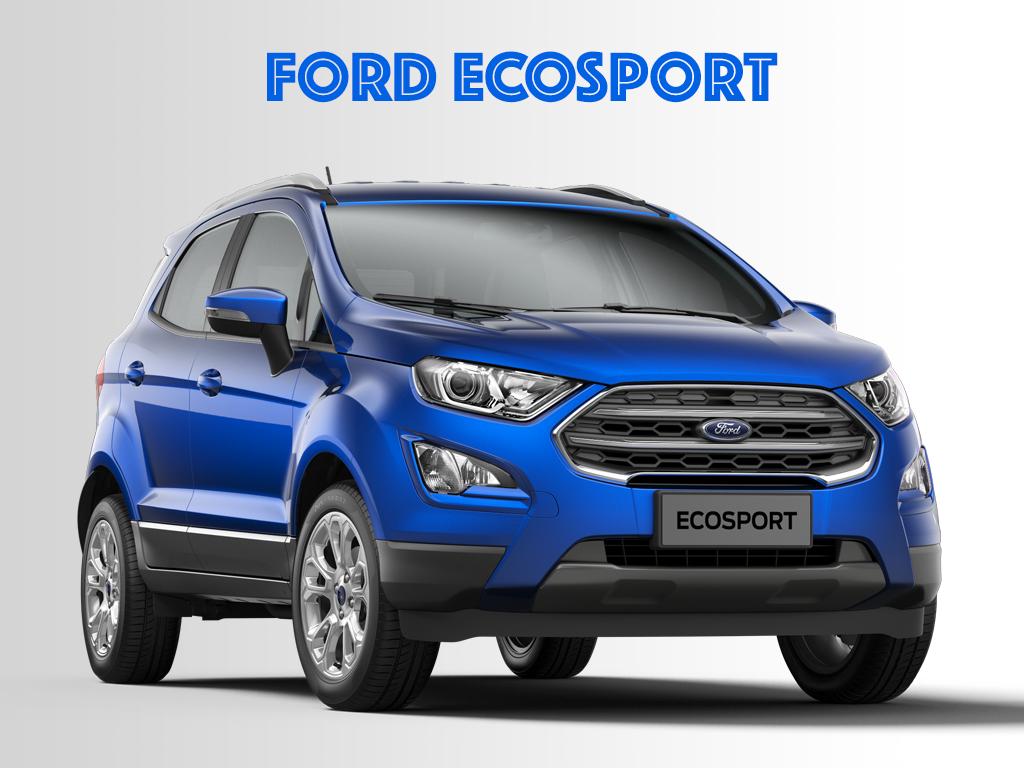ford ecosport titanium plus petrol manual