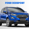 Ford Ecosport top-end Petrol now with Manual Transmission