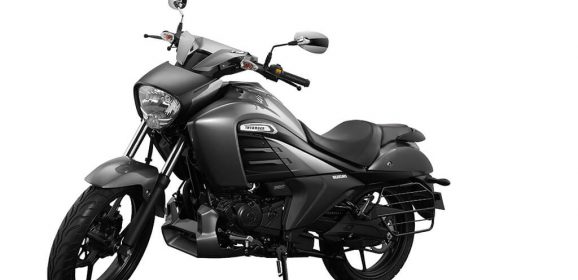 Suzuki Intruder FI unleashed, now packed with more grunt!