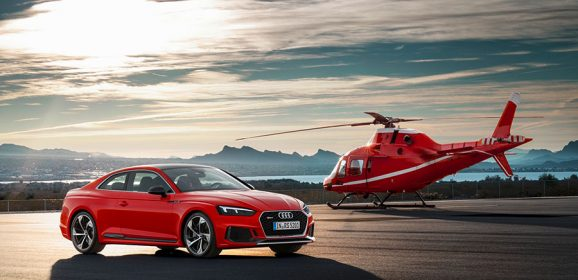 Audi RS 5 Coupe 2nd Generation Launched at Rs 1.1 Crores
