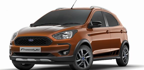 Ford FreeStyle Bookings To Open from April 7