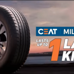 CEAT Milaze X3 Tyres New Campaign Launched – The 1 lakh KM tyre