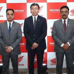 Honda 2Wheelers India to Invest Rs. 800 crore for 2018-19