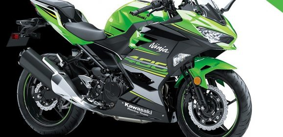 2018 Kawasaki Ninja 400 launched at Rs 4.6 Lakhs