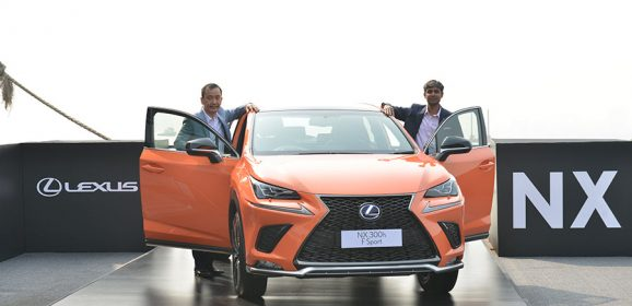 Lexus completes One year in India; NX 300h Deliveries Begin