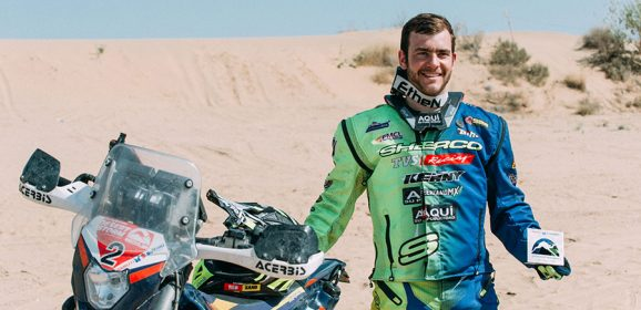 TVS Factory Rally Team announces 4-rider squad for Merzouga Rally, 2018