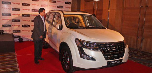 Plush New Mahindra XUV500 Launched at Rs 12.36 Lakhs