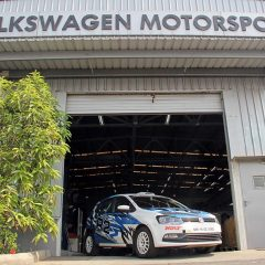 Volkswagen Motorsport India is building cars for Rally Drivers