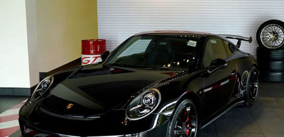Porsche Centre Kochi delivered the first Porsche 911 GT3 in Kerala
