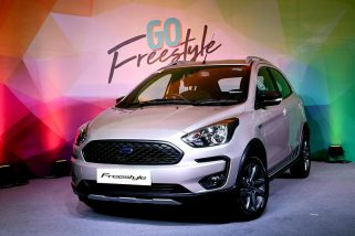 Ford Freestyle Launched at Rs 5.09 Lakhs