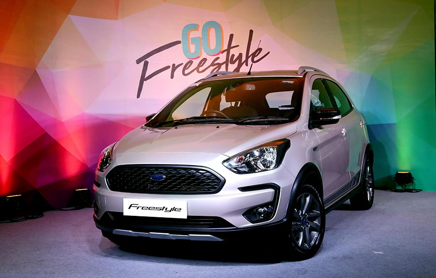 2018 All New Ford Freestyle