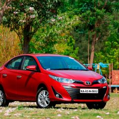 Toyota Yaris Bookings Open; Priced at Rs 8.75 Lac, Launch in May