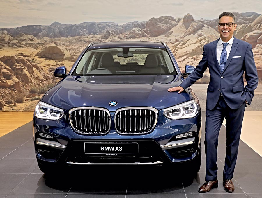 2018 Updated BMW X3 Launch in India