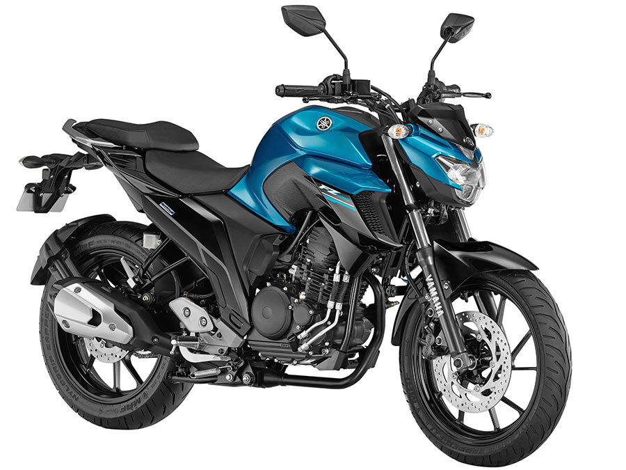 Yamaha FZ25 bags India Design Mark (I Mark) Awards 2018