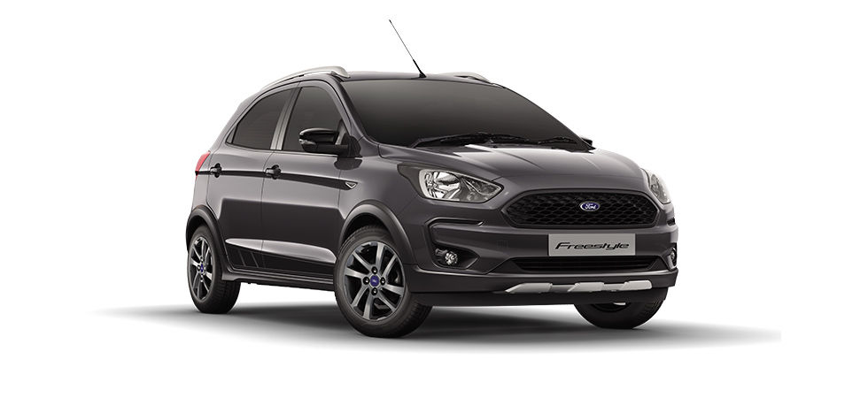 Ford Freestyle 2018 Grey Color (Smoke Grey)