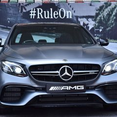 New Mercedes-AMG E 63 S 4MATIC+ Launched