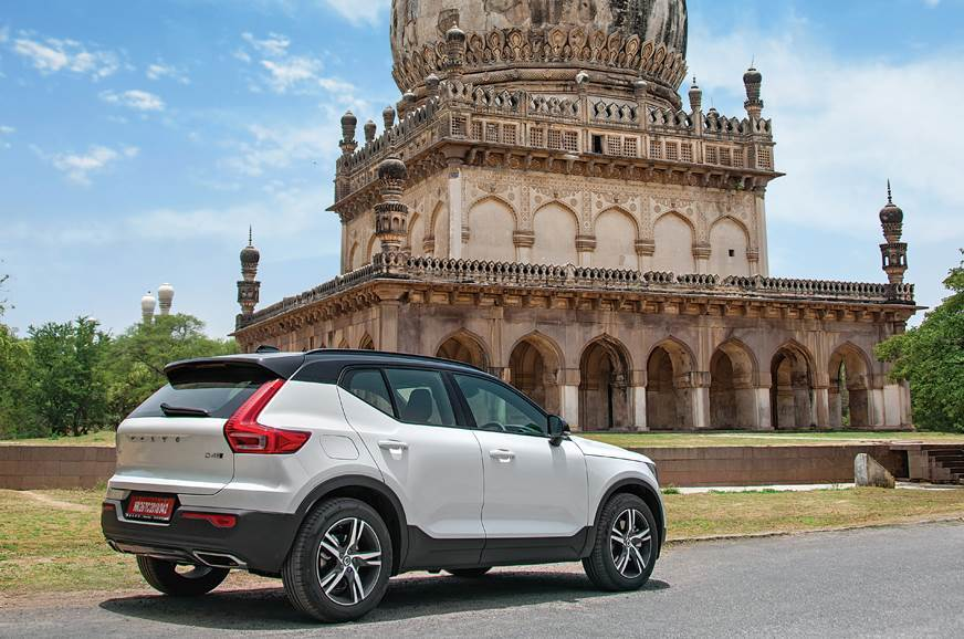 Volvo Xc40 Volvo S Baby Suv All Set To Take Indian Roads