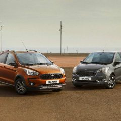Ford To Launch Figo Facelift and Refresh their line up by 2019