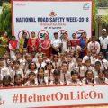 Honda National Road Safety Week 2018