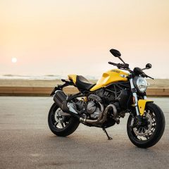 New Ducati Monster 821 launched at Rs 9.51 Lacs; Bookings Open