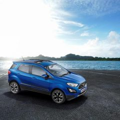 Ford EcoSport gets Sunroof; EcoSport S & Signature Edition Introduced