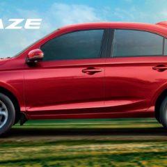 All-New Honda Amaze Sales Cross 9000 Units – Best selling Honda