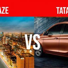 2018 Honda Amaze vs Tata TIGOR Specs Comparison