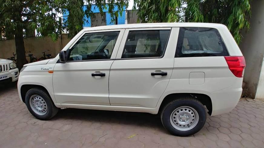 Mahindra TUV300 Plus 9 Seater SUV