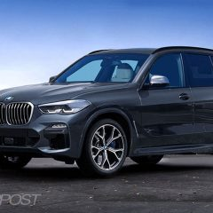 Next-Gen BMW G05 X5 Digital Rendering is Here