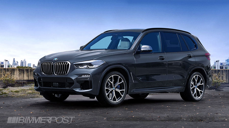 Next Gen Bmw G05 X5 Digital Rendering Is Here Gaadikey