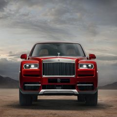 The All New Rolls-Royce Cullinan Launched