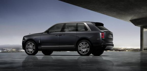 10 Super Fancy Facts of Rolls-Royce Cullinan