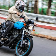 2018 Royal Enfield Thunderbird 500X Review
