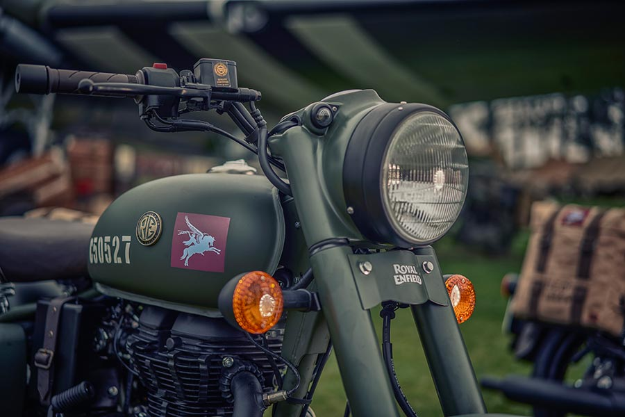 Limited Edition Royal Enfield Classic 500 Pegasus Launched