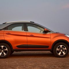 Tata Nexon AMT with HyprDrive Self-Shift Gears Launched