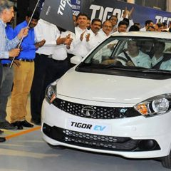 Maharashtra Govt to Deploy 1000 Electric Vehicles; Partners with Tata Motors