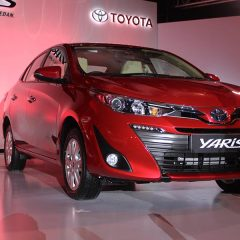Toyota Yaris launched in India at Rs 8.7 Lakhs