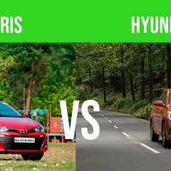 Toyota Yaris vs Hyundai Verna Specs Comparison