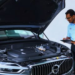 Volvo Inaugurates its Biggest Service Centre In Bengaluru