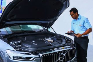 Volvo Inaugurates its Biggest Service Centre In Bengaluru