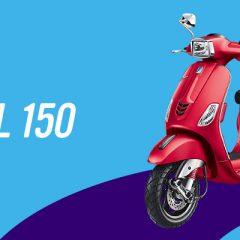 Vespa SXL 150 and 125 gets New Colors