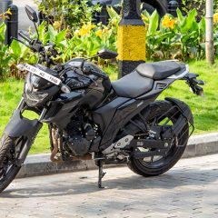 Yamaha packs a wallop at 250cc – The FZ25 Review (Once Again!)